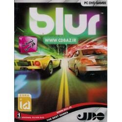مسابقات هیجان انگیز اتومبیلرانی - Blur