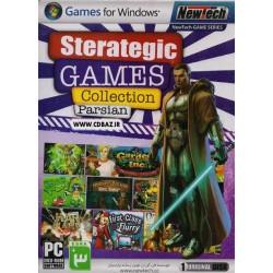 مجموعه بازی های استراتژیک
