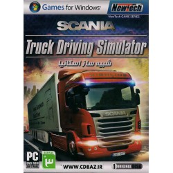 شبیه ساز اسکانیا – SCANIA Truck Driving Simulater