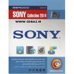 مجموعه نرم افزارهای شرکت سونیSONY COLLECTION 2014
