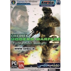 CALL OF DUTY MODERN WARFARE 2 دوبله فارسی